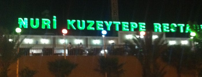 Kuzeytepe Nuri Restaurant is one of mekan.