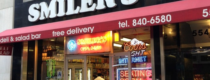 Smiler's Deli is one of Food.