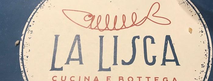 La Lisca Cucina E Bottega is one of Costas'ın Beğendiği Mekanlar.