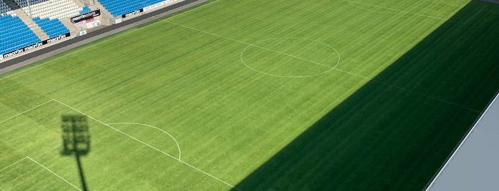 Haugesund Stadion is one of Sporting/Concert....