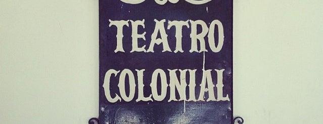 Teatro El Colonial is one of Orte, die Cristian gefallen.