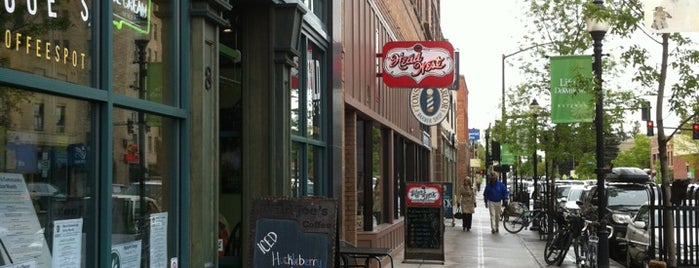 Wild Joe's is one of สถานที่ที่บันทึกไว้ของ Ben.