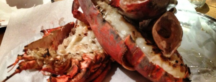 Burger & Lobster is one of London's great locations - Peter's Fav's.