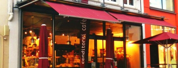 Weber & Weiss is one of สถานที่ที่บันทึกไว้ของ Marcel.