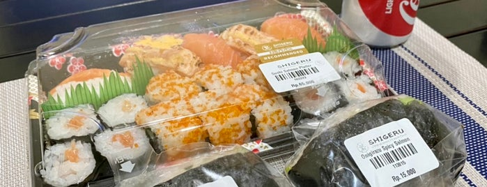 Shigeru is one of Kuliner Bekasi.