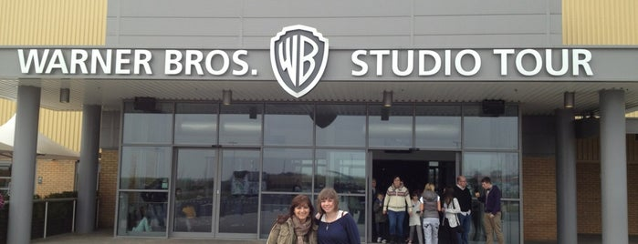 Warner Bros. Studios Leavesden is one of London.