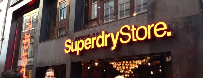 Superdry is one of Амстердам.