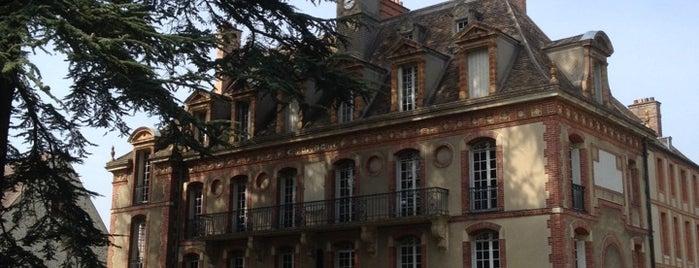 Musée National de Port-Royal des Champs is one of Découvrir la Vallée de Chevreuse.
