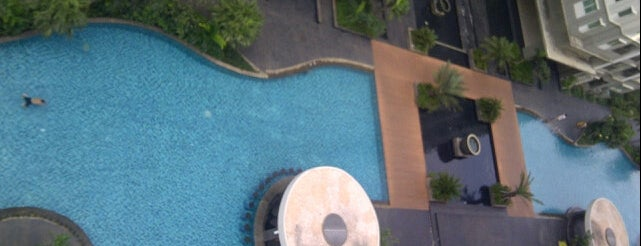 Swimming Pool Thamrin Residences is one of Jakarta.