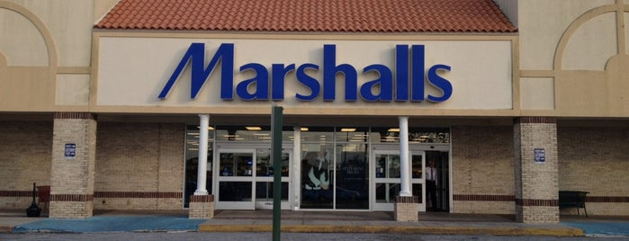 Marshalls is one of Locais salvos de Zuleyha.