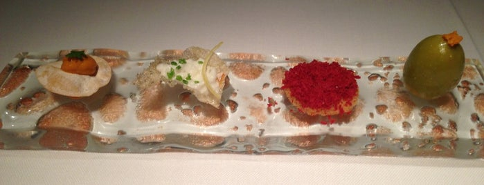 Cinc Sentits is one of BCN+ Michelin Stars.