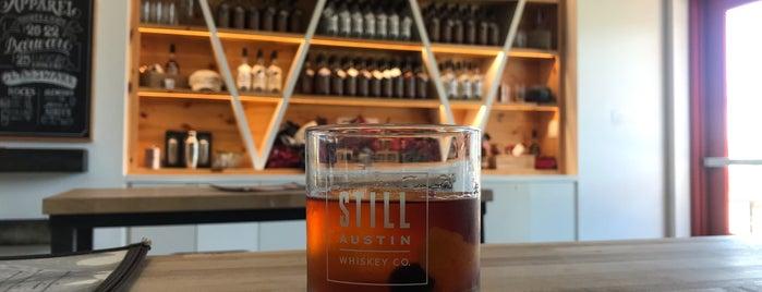 Still Austin-Distillery is one of Austin Activities.