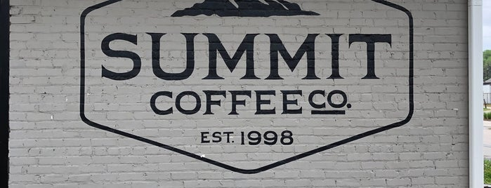 Summit Coffee is one of Asheville, NC.