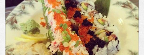 Nara Korean Bar-B-Que & Sushi is one of Katie : понравившиеся места.