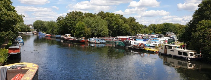 Springfield Marina is one of Spring Famous London Story.