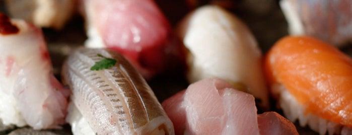 Sushi Taro is one of Washington DC.