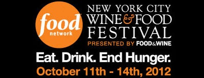 New York City Wine and Food Festival | #NYCWFF
