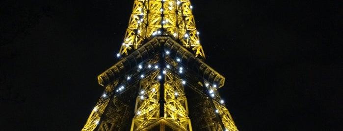 Torre Eiffel is one of Eurotrip.