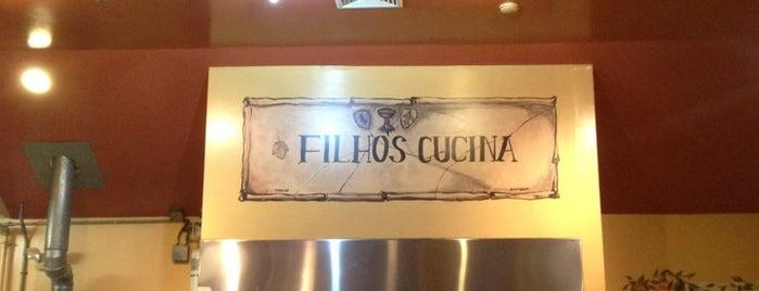 Filho's Cucina is one of Lisa: сохраненные места.