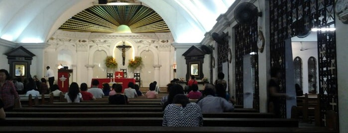 Church Of St Alphonsus (Novena Church) is one of Singapore: business while travelling.