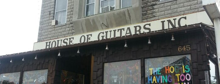 House of Guitars is one of The World-Weary Wanderer.