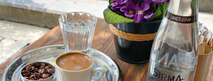 Vagabond Coffee Bar is one of Ceren 님이 저장한 장소.