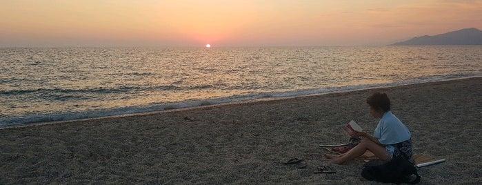 Monolithi Beach is one of Amazing Epirus.