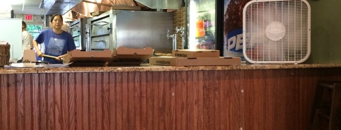 Lucci's Pizza is one of Pizza in the burgh.