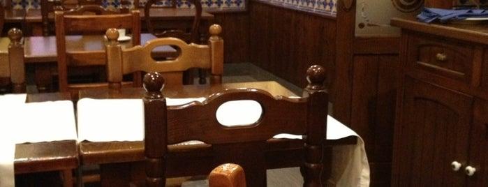 Restaurant Cremor is one of Moraima en España.