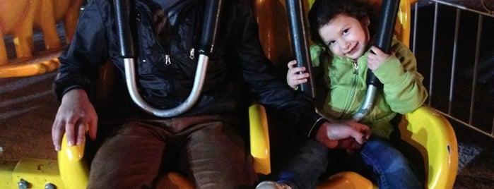 Luna Park is one of Orte, die Yunus gefallen.