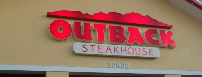 Outback Steakhouse is one of Walter : понравившиеся места.