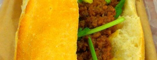 Baoguette is one of bahn mi.