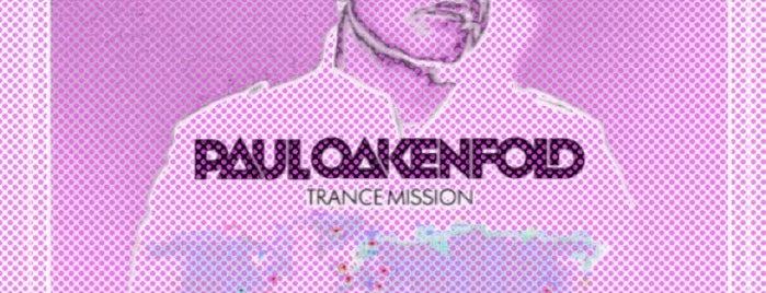 HQ Nightclub is one of Paul Oakenfold #OakenfoldTrancemission.