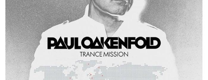 Paul Oakenfold #OakenfoldTrancemission