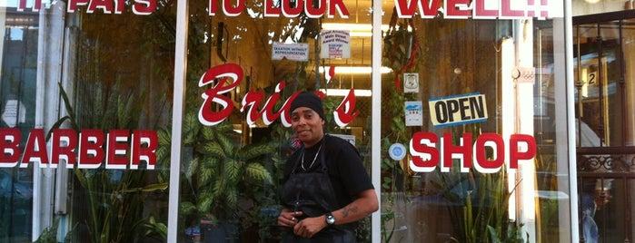 Brice's Barber Shop is one of Kenny'in Beğendiği Mekanlar.