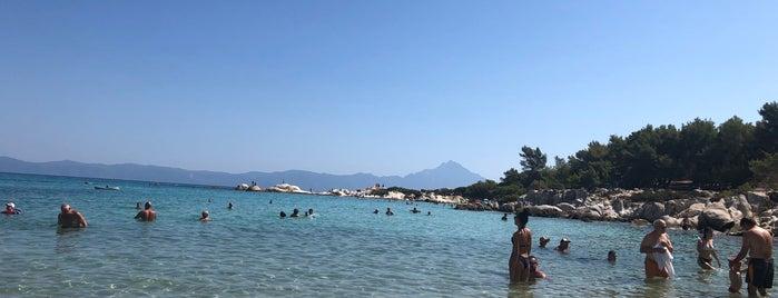 Orange Beach-Sarti is one of Greece.