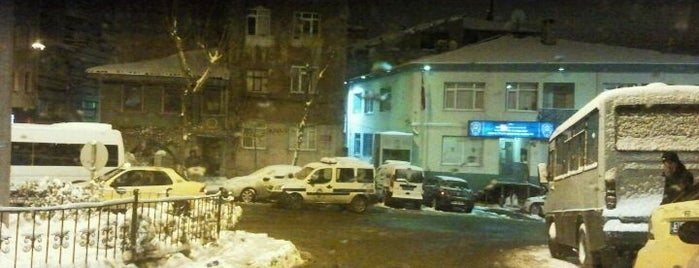 Kulaksız is one of İstanbul Mahalle.