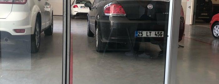 2000 Motorlu Taşıtlar Fiat is one of สถานที่ที่ SUAT YALÇIN ถูกใจ.