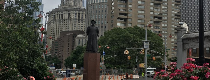 Confucius Statue is one of NY'ın En İyileri 🗽.