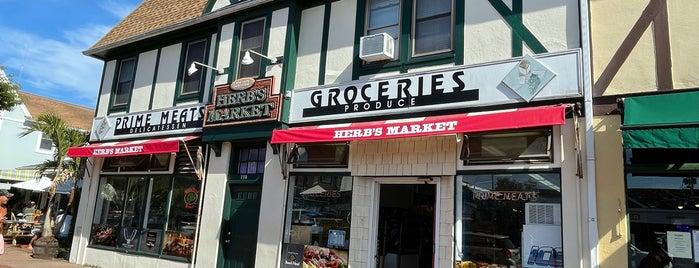 Herb's Market is one of Hamptons.