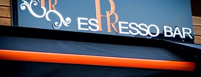 PR Espresso Bar is one of Orte, die Ярослав gefallen.