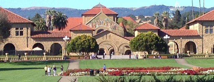 Stanford University is one of San Francisco.