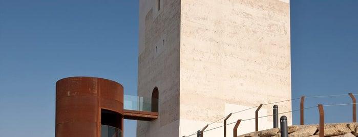 Torre de Huércal-Overa is one of Torres Almenaras en el Litoral de Andalucía.