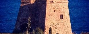 Torre del Tesorillo is one of Torres Almenaras en el Litoral de Andalucía.