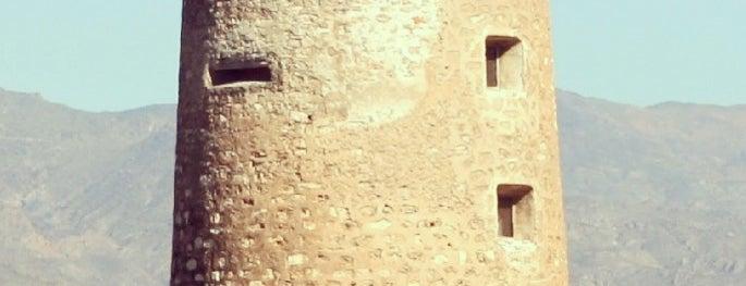 Torre del Perdigal is one of Torres Almenaras en el Litoral de Andalucía.