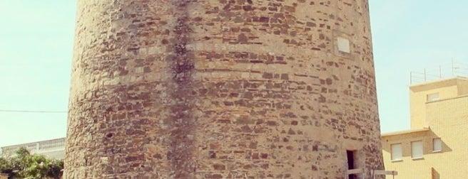Torre Umbría is one of Torres Almenaras en el Litoral de Andalucía.