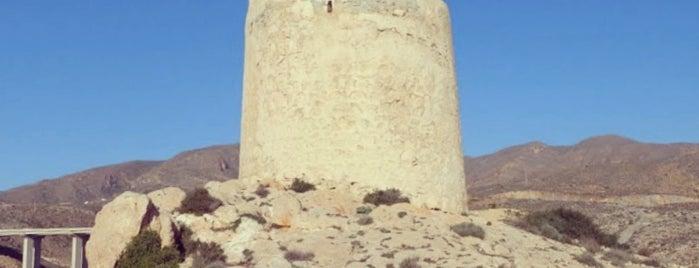Torre de la Garrofa is one of Torres Almenaras en el Litoral de Andalucía.