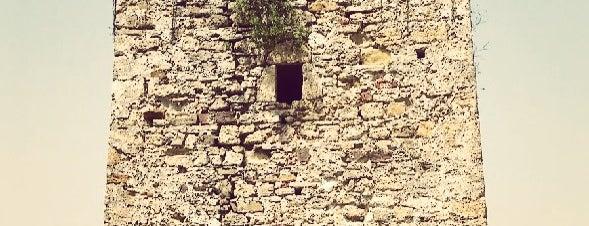 Torre de Entre Ríos is one of Torres Almenaras en el Litoral de Andalucía.