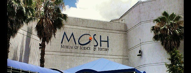 Museum of Science and History is one of Florida.