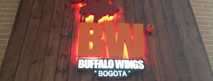 Buffalo Wings is one of Lina 님이 좋아한 장소.
